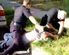 Video of police arrest