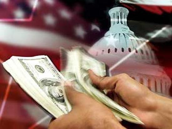 Money changing hands in politics (rich politicians)