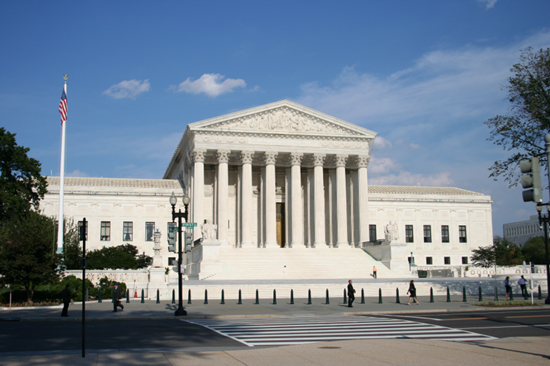 The Supreme Court - where old politicians go to die